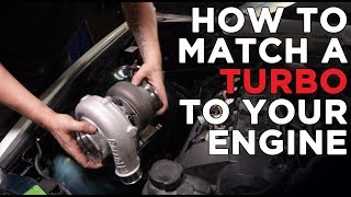 How To Turbo a Race Car Part 2: Turbo Matching