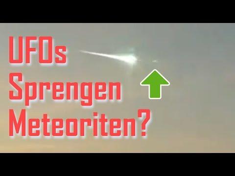 UFO 🛸 trifft Meteorit und rettet Menschheit | Tunguska & Tscheljabinsk