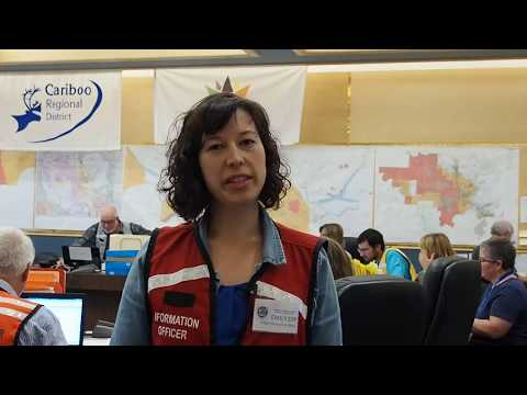 Information - What is an EOC? (that's Emergency Operations Centre)