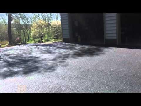 MARYLAND PAVING COMPANY - Got Paving - Installing BRAND NEW Asphalt Driveway - Woodbine, MD