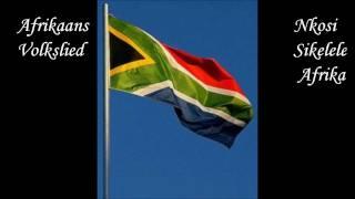 Afrikaans volkslied