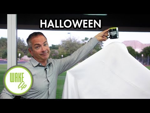 Halloween - WakeUP Daily Bible Study - 10-31-18