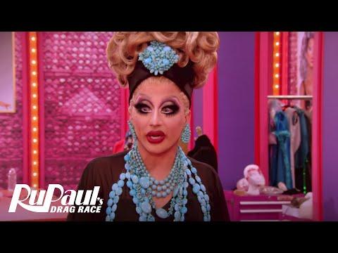 Bianca Del Rio & Ru Pay Eureka A Werkroom Visit | RuPaul's Drag Race Season 10