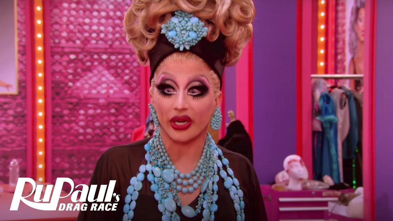 Download Bianca Del Rio & Ru Pay Eureka A Werkroom Visit   RuPaul's Drag Race Season 10
