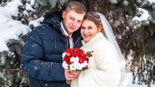 Свадьба Вити и Ани в Туле 12 01 2017 клип