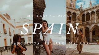 TRAVEL DIARY: SPAIN