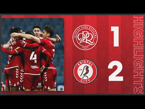 QPR Bristol City Goals And Highlights