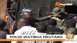 Serikali yapiga marufuku mkutano eneo la Solai, Nakuru