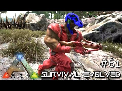 ARK: Survival Evolved - CAPTURE THE FLAG !!! - SEASON 3 [S3 E61] (Gameplay)