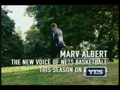 Marv Albert -YES Network Promo