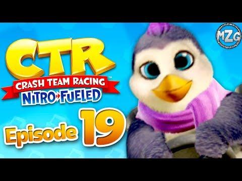 Penta Penguin! - Crash Team Racing Nitro Fueled Gameplay Walkthrough - Part 19 - Online Gameplay!