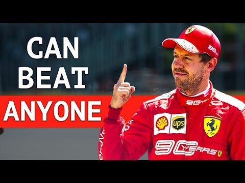 """Vettel """"Not Afraid of Competition"""" - Fast Feed"""