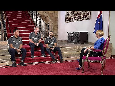 Try and you shall succeed: New Zealand rugby players on winning the Princess of… - interview