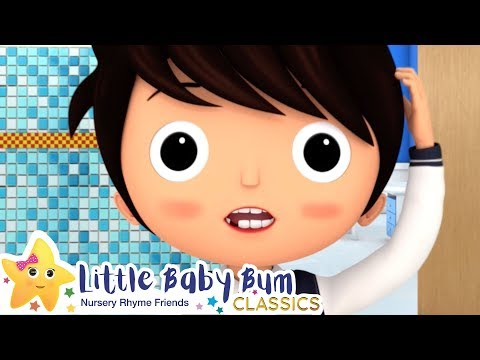 Wobbly Tooth Song | Nursery Rhyme & Kids Song - ABCs and 123s | Little Baby Bum