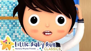 Wobbly Tooth Song | Nursery Rhyme & Kids Song - ABCs and 123s | Learn with Little Baby Bum