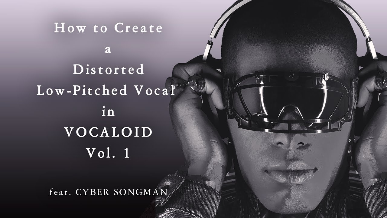 【Hip-Hop/Trap】How to Create a Low-Pitched and Distorted Vocal in VOCALOID vol. 1 - You can easily create a low-pitched and distorted vocal in VOCALOID. This kind of vocal is popular in genres like hip hop and trap music.