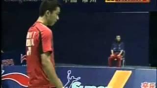 li ning china masters 2008 taufik hidayat 7 vs muhammad hafiz hashim li ning china masters 2008 day 21