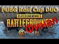 PUBG. Resf Cup DUO #5 (Финал/топ5)