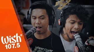 """COLN performs """"Kayod"""" LIVE on Wish 107.5 Bus MP3"""