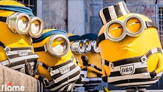 Download Tones and I - Dance Monkey [Despicable Me 3 (2017) - Minions in Jail Scene]