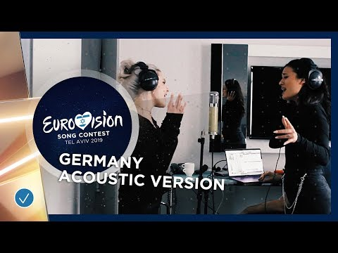 S!sters - Sister - Acoustic Version - Germany 🇩🇪 - Eurovision 2019