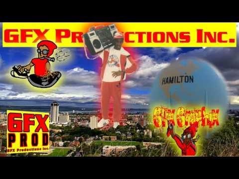 GFX Productions Inc Hamilton Globe poster
