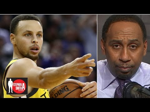 Steph Curry is the greatest shooter in the history of the NBA | Stephen A. Smith Show