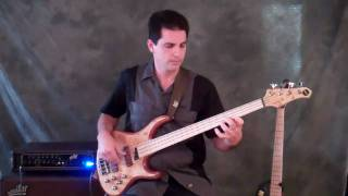 2-Minute Bass Lesson: The Figure 8 Warm-Up