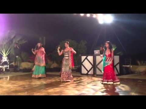 Cousins Dance-Priya and Sunny's Reception