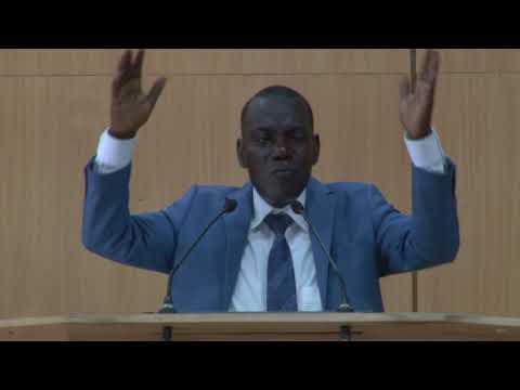Eglise d'Abidjan - Dim. 13 mai 2018 - Fr. Mathias KIENDREBEOGO - FR