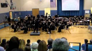 2012 Spring Hayes Band Concert