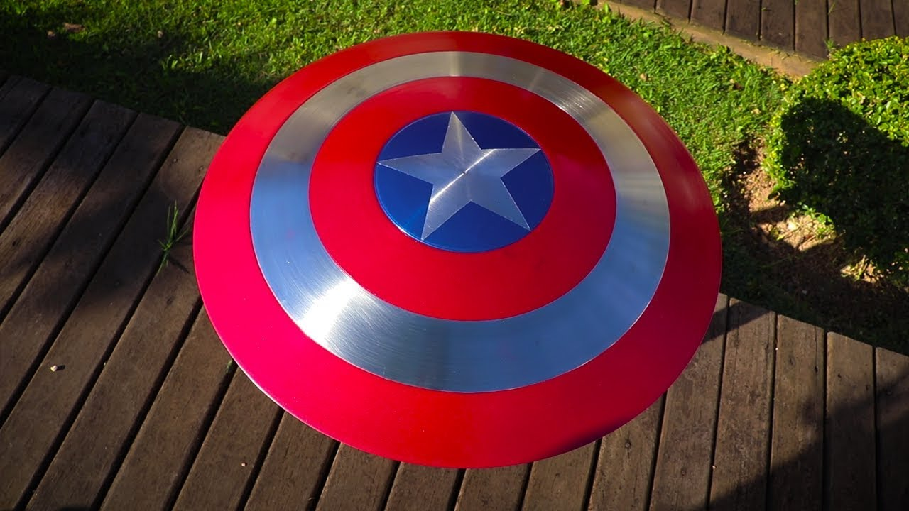 how to make a steel captain america s shield youtube how to make a steel captain america s shield