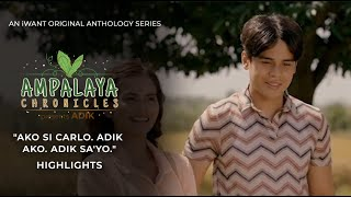 """Adik ako. Adik Sa'yo."" | Ampalaya Chronicles Highlights | iWant Original Anthology Series"