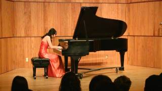 Sharon Su: Prokofiev Suggestion Diabolique, Op. 4 No. 4