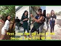 First Time Dekha Tujhe Love Ho Gaya Second Time Main Dil Kho Gya, Bollywood Tik Tok Mixed Video Song