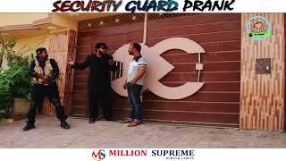 Security Guard  Prank   By Nadir Ali & Asim Sanata In   P4 Pakao   2018