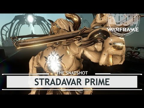 Warframe: Stradavar Prime, The Slightly Less Successful Brother of the Tiberon Prime [thesnapshot] thumbnail