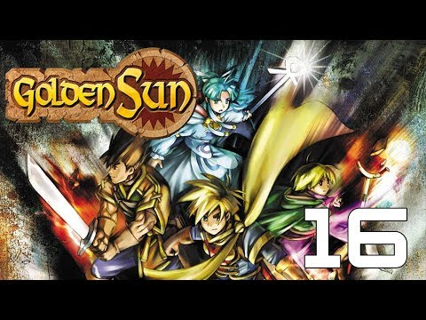 Candle Plays Golden Sun Part 16 - Revelations at Lama Temple