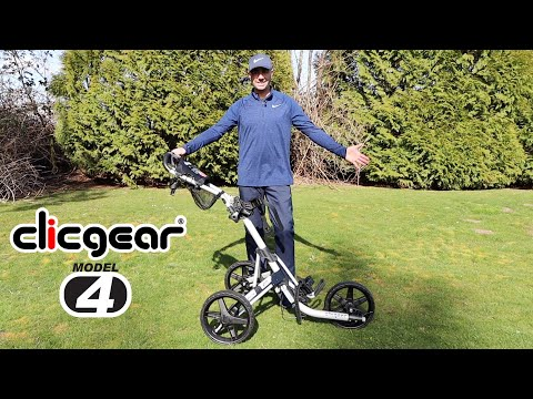 Clicgear Model 4.0 Unboxing & Full Review