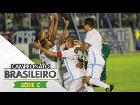 Melhores momentos - Confiança 0 x 2 São Bento - Série C (17/09/2017)
