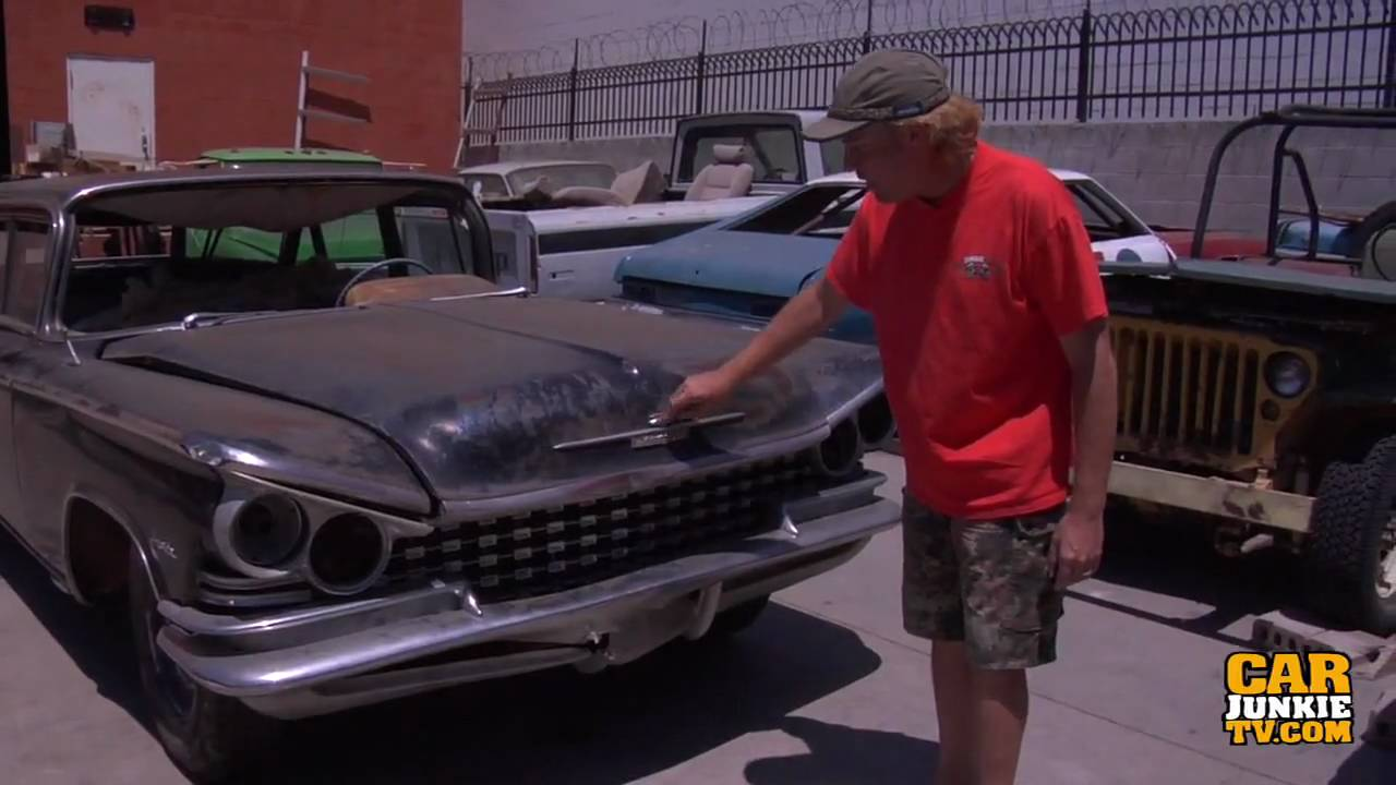 1959 Buick Invecta Wagon project car - YouTube
