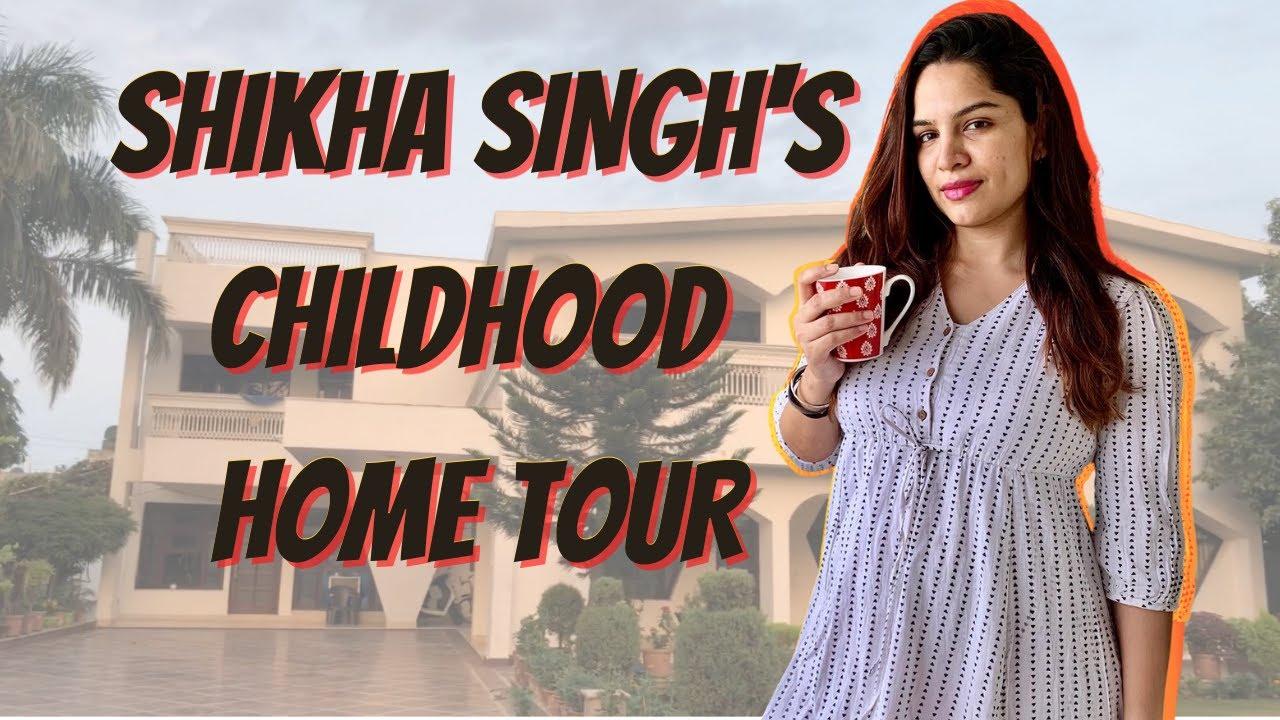 Home Tour   Shikha Singh Shah Vlogs  Childhood Memories  Interior Design   Inside a Celebrity's Home