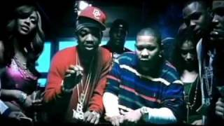 B Gizzle Ft Mannie Fresh -Move Around (HQ & Full) Official Video