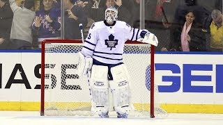 NHL: Bad Goals against the Leafs