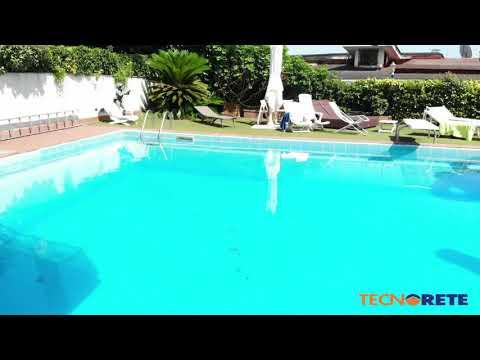 Posillipo Villa Panoramica Con Terrazzo Giardino E Piscina