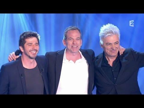 Garou & Daniel Lavoie & Patrick Fiori - Belle (11/05/2014 Vivement Dimanche)