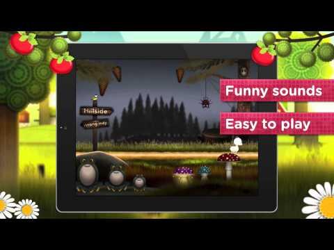 Billy Goats Gruff - A Fun, Interactive Fairytale   Gameplay