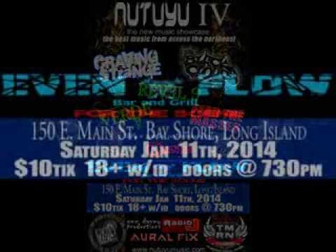 NUTUYU 4!   The New Music Showcase RETURNS this January @ Even Flow!!