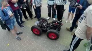 UGV Robots Robotic System