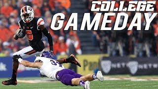 What's A College Gameday Like?! vs BOISE STATE